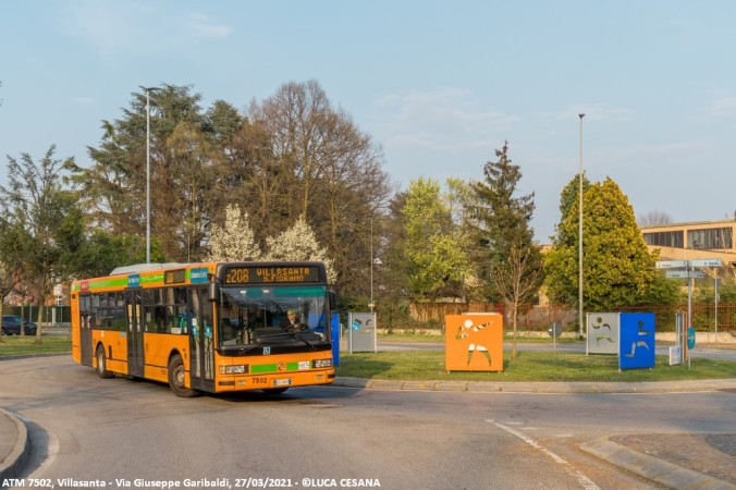 Monza villasanta cityclass atm z208